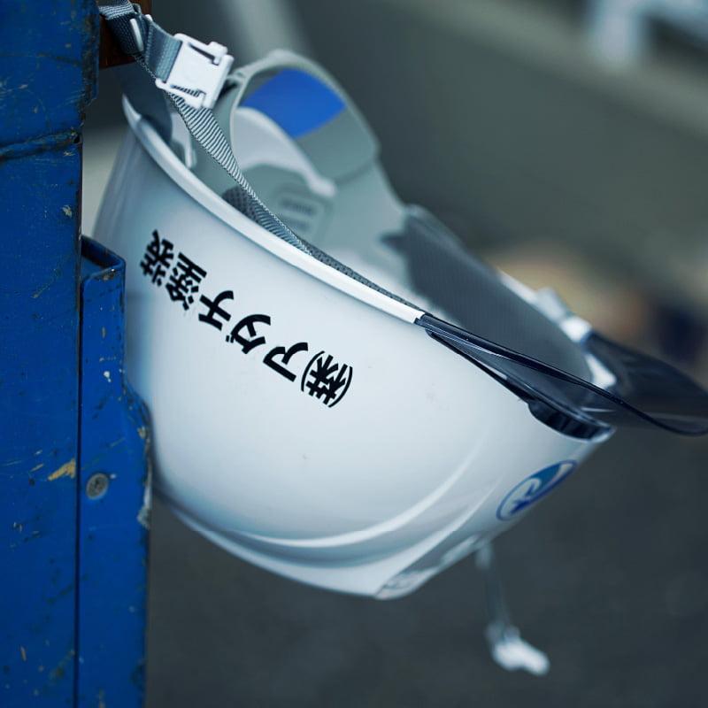 アダチ塗装 ヘルメット