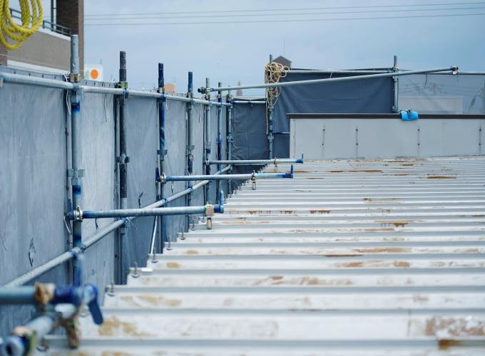 屋根塗装サービス